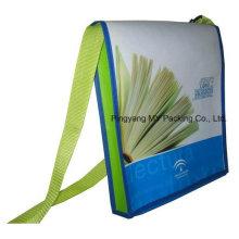 Soem-Hersteller pp. Nicht gesponnene einkaufende Schulter-Einkaufstasche