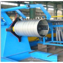 5 dérouleuse hydraulique tonnes, 5 tonnes électrique decoiler, dérouleuse manuelle de 5 tonnes
