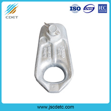 Carbon Steel Thimble Clevis for Preformed Tension Clamp