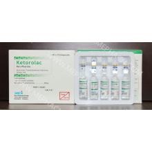 Анальгетик Кеторолак Трометамин Инъекции