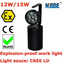 Atex Explosionsgeschützte LED-Arbeitsleuchte