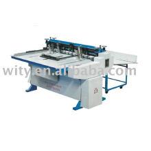 Máquina de corte del cartón (nueva llegada, alimentación independiente, frecuencia variable)