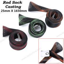 Nova ferramenta de pesca Casting Rod Sock