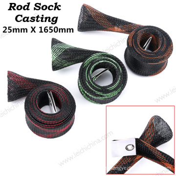 New Fishing Tool Casting Rod Sock