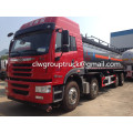 FAW Corrosive Chemical Liquid Transport Tanker Truck