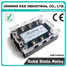 SSR-T40AA-H Igual à Fotek AC à AC 40A SSR Relais à l'état solide