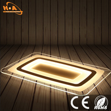 High Quality 45W Modern LED Ceiling Light for Living Room