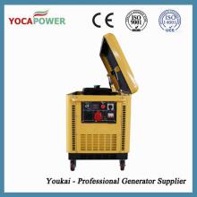 Генератор с низким уровнем шума с низким уровнем шума мощностью 10 кВт