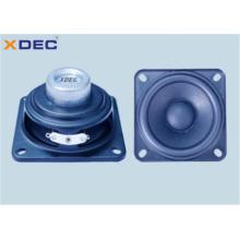 Altavoz de rango completo de 70mm 4ohm 10w para altavoz Bluetooth