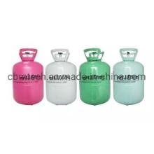 CE/DOT Certified Balloon Helium Tanks