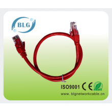 rj11 to rj45 utp 24awg 4pr cat5e patch cord cable