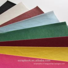2016 mode Noël alibaba Chine supplierfancy papier flocage autocollants avec insert flocage
