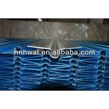Aluminum Radiant floor heating plate