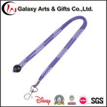 Tejido de alta calidad cordones de cuerda redonda