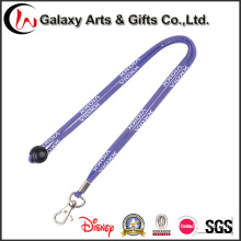 High Quality Woven Round Rope Lanyards