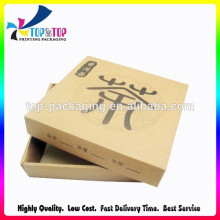 Fabrik Preis Kraftpapier gemacht Deckel und Base Verpackung Geschenkbox