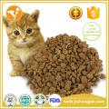 Barata e alta qualidade atacado sabor de peixe importação alimentos de gato seco
