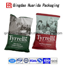 Saco de plástico composto / saco do empacotamento de fast food / saco de plástico do mastro