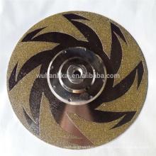 disco de pulido de diamante nuevo estilo para piedra