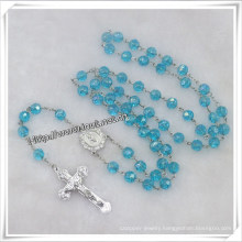 Factory Beads Rosary, Rosaries Necklace (IO-cr334)