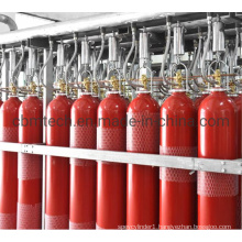 CO2 Fire Fighting Equipments Automatic Suppression System