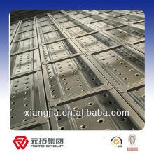 210mm,225mm;240mm 250mm galvanized steel scaffold plank