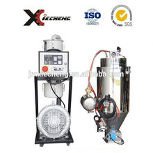 plastic vacuum charger and loader for powder and pellets
