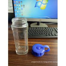 Plástico puede Jar Cap con gancho molde de la mano