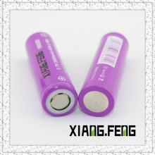 3.7V Xiangfeng 18650 3000mAh 40A Batterie au lithium rechargeable Imr Batteries pas chères