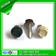 10# Hot DIP Galvanized Self Drilling Screw