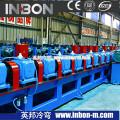 C / U / Z / M Linha de produção de perfil de aço pesado perfil