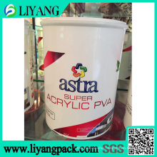 Customer Design, 5L, Heat Transfer Film for Bucket