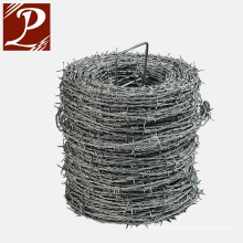 cheap Galvanized or PVC coated Barbed wire