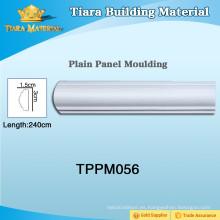 Moldeado del panel de la pared de la PU del Multi-Color Con atractivo y durable