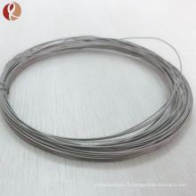 99,95% haute pureté Hafnium prix du fil de métal pour la coupe au plasma