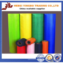 Malla de refuerzo de fibra de vidrio de 1,2 m X 25 m con precio bajo