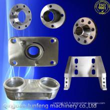 20 ans d'expérience d'usine précision personnalisée CNC Usinage