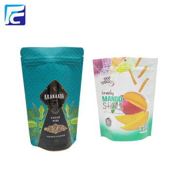 Reusable Plastic Ziplock Bag Snack Bag