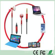Music Player MP3 MP4 Fone de ouvido com gancho (K-602M)