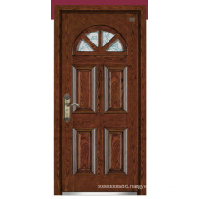 Italy Armored Steel Door Bedroom Door China Supplier (D4010)