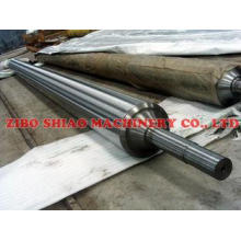 Steel Pipe Guide Roll , Paper Mill Rolls for Delivering Pap