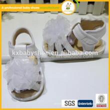 Semelle molle la plus vendue pour les chaussures de sandales pour bébés de couleur verte
