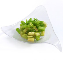 PP/PS Plastic Dish Disposable Saucer Miniature Star Dish