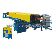 Passed CE and ISO YTSING-YD-0433 Full Automatic Pipe Roll Form Machine