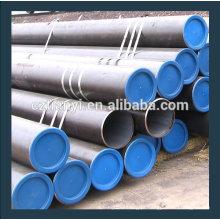 Hot Quality Low Carbon API 5L GR.B Tubo de aço sem costura