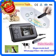 Christmas Promotion!!---MSLVU04I Handheld veterinary ultrasound equipment for horses