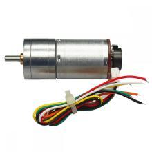 Kotak 25mm Diameter Motor dengan Pengekod
