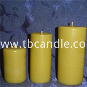 beeswax candle 03