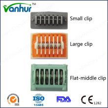 Титановый лигаторный клип для хирургии, U-образный