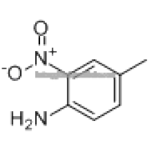 Base GL rouge rapide 89-62-3 4-méthyl-2-nitroaniline MNPT